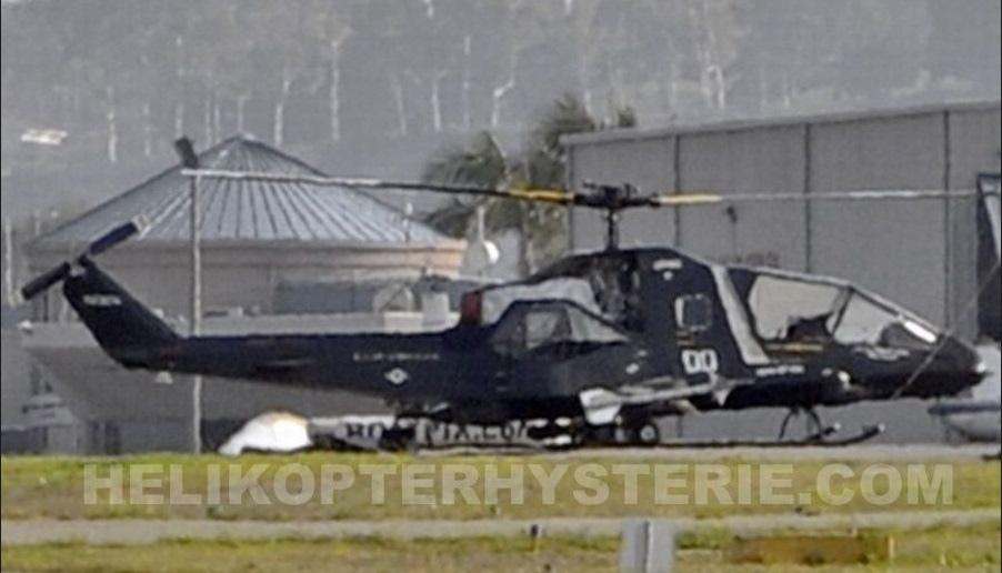 隱形直升機