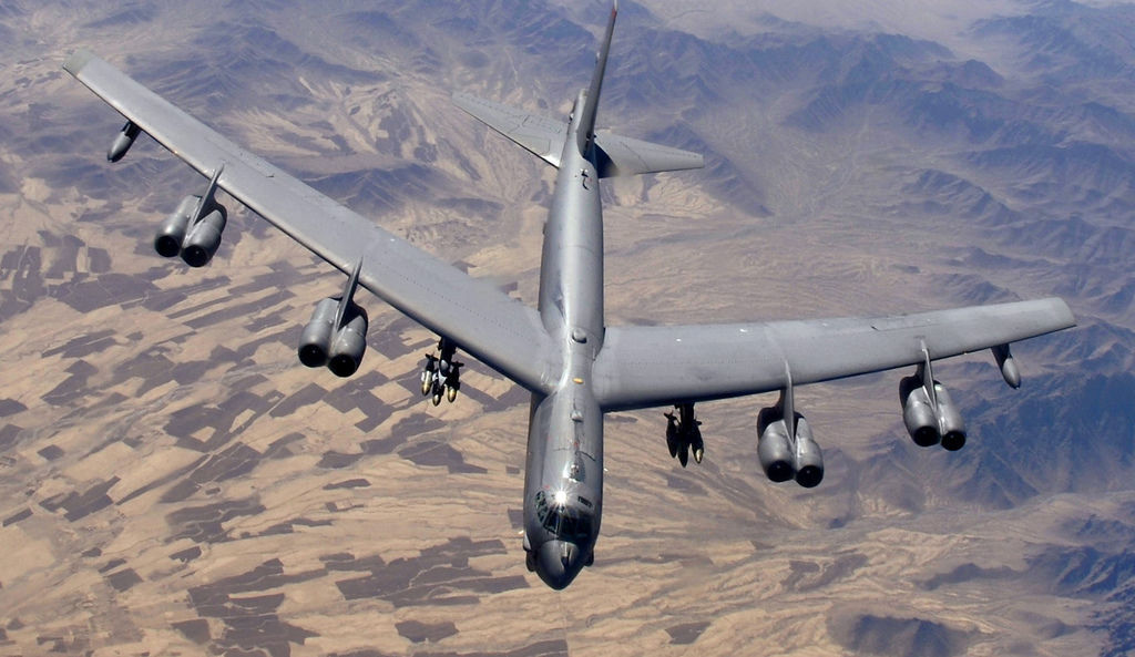 B52 Stratofortress