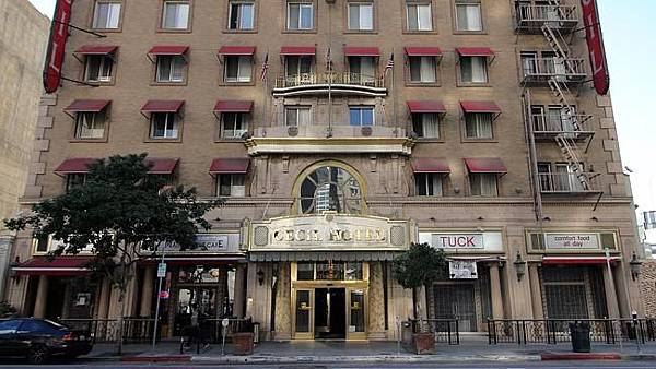 Cecil Hotel, Los Angeles