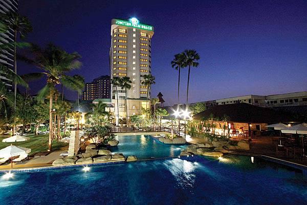 Jomtien Palm Beach Hotel1
