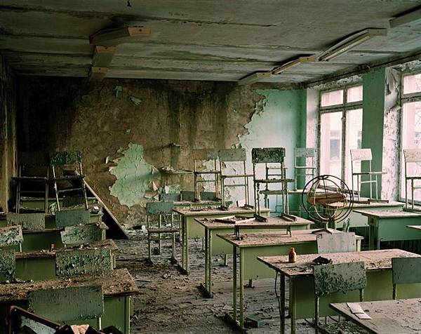 School ClassroomSecondary1
