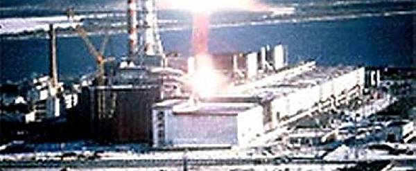 四號反應堆爆炸