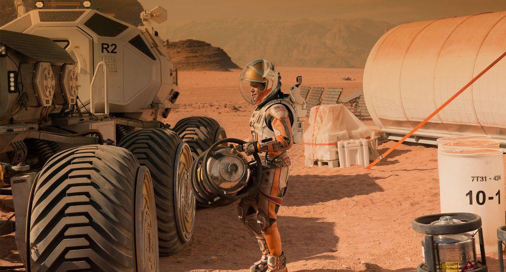 The Martian9