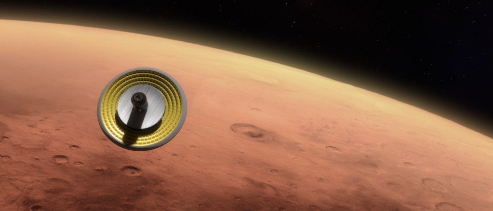 NASA登陸火星