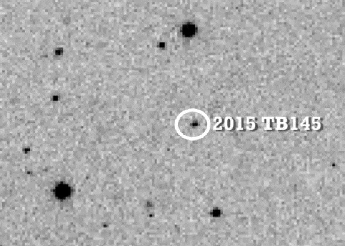 asteroid-2015-tb145