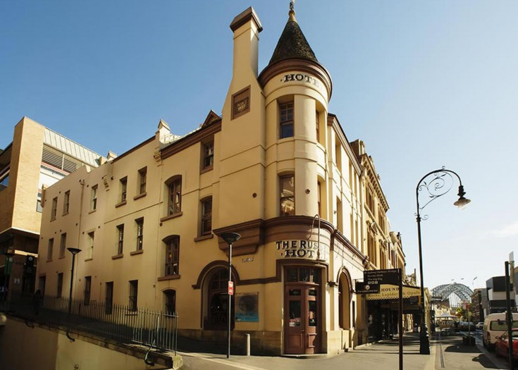 Russell Hotel6
