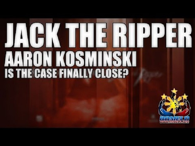 Jack The Ripper file close