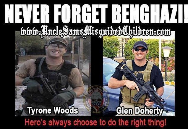 Benghazi-defenders