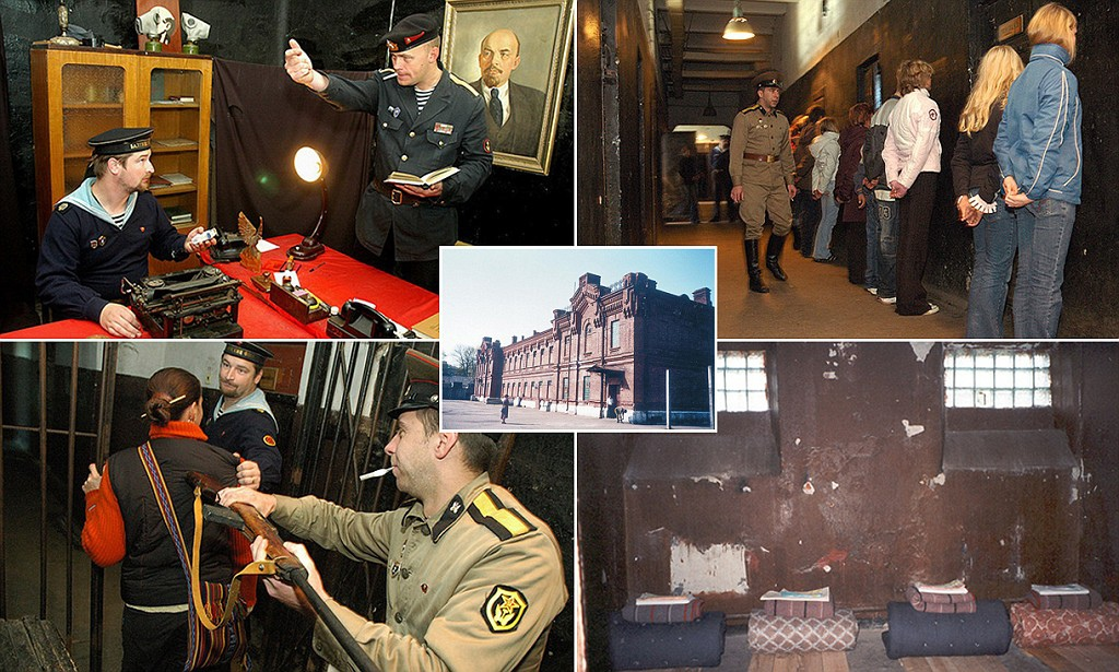 Karosta Prison Hotel5