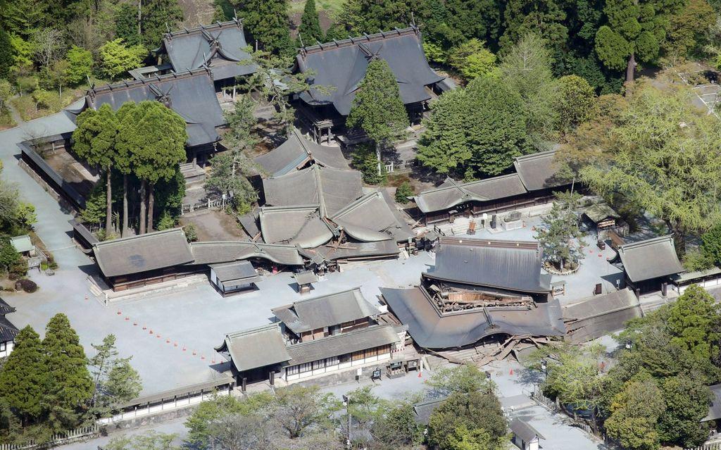 熊本連環大地震2