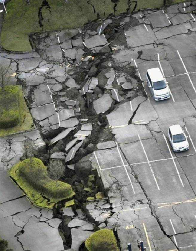 熊本連環大地震12