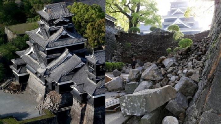 熊本地震熊本城18