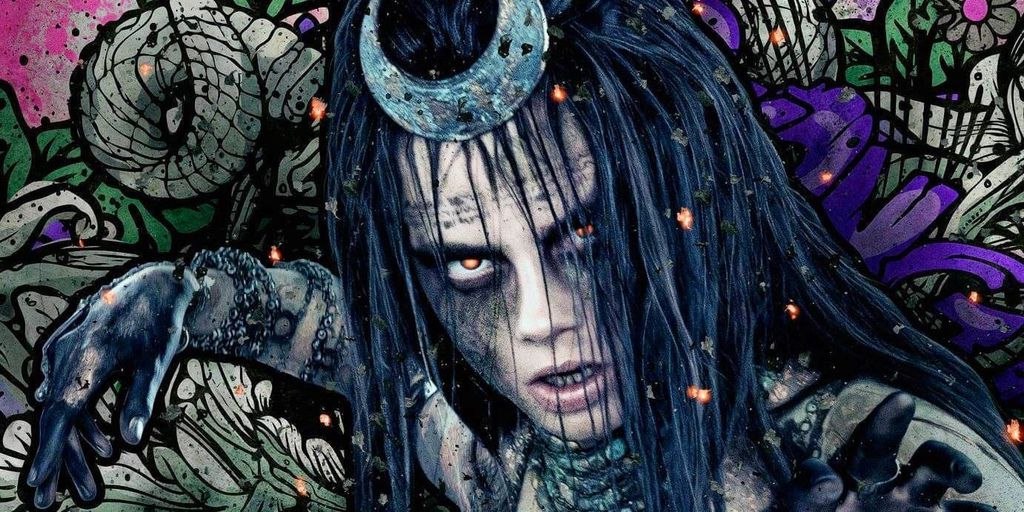 Suicide Squad Enchantress