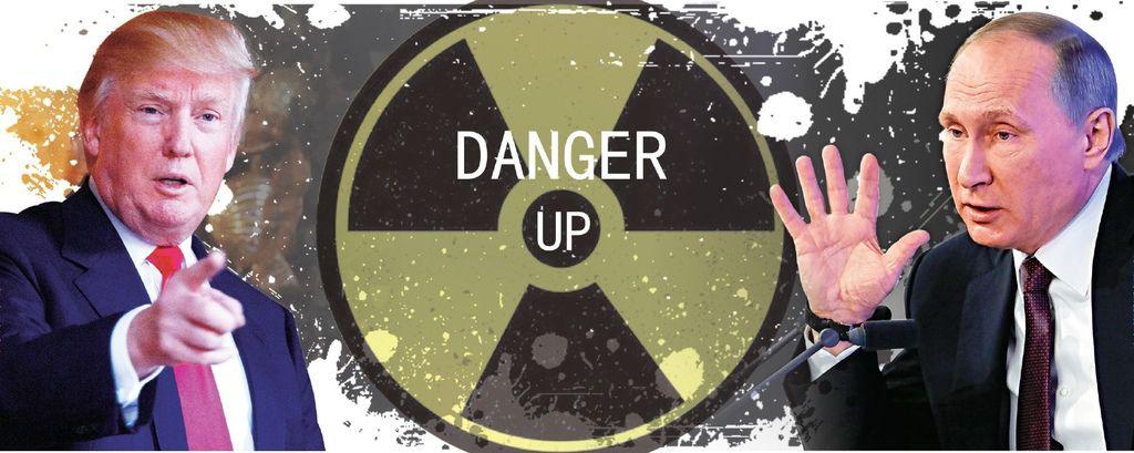 核戰危機再度升溫