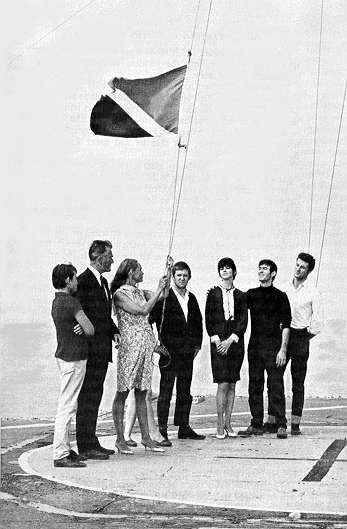 Raising-the-flag