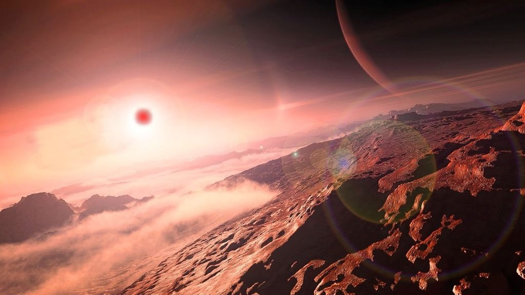 TRAPPIST-1b