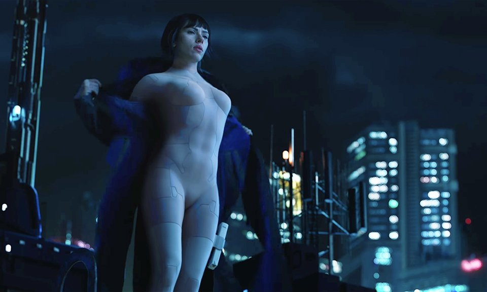 Ghost in the Shell-major