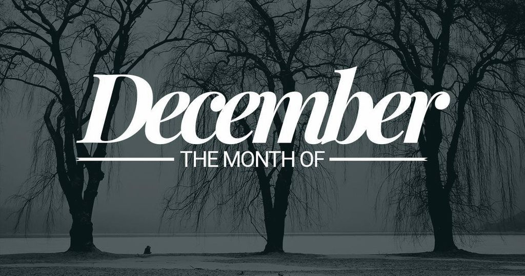 the-month-december