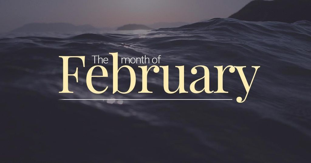 the-month-february