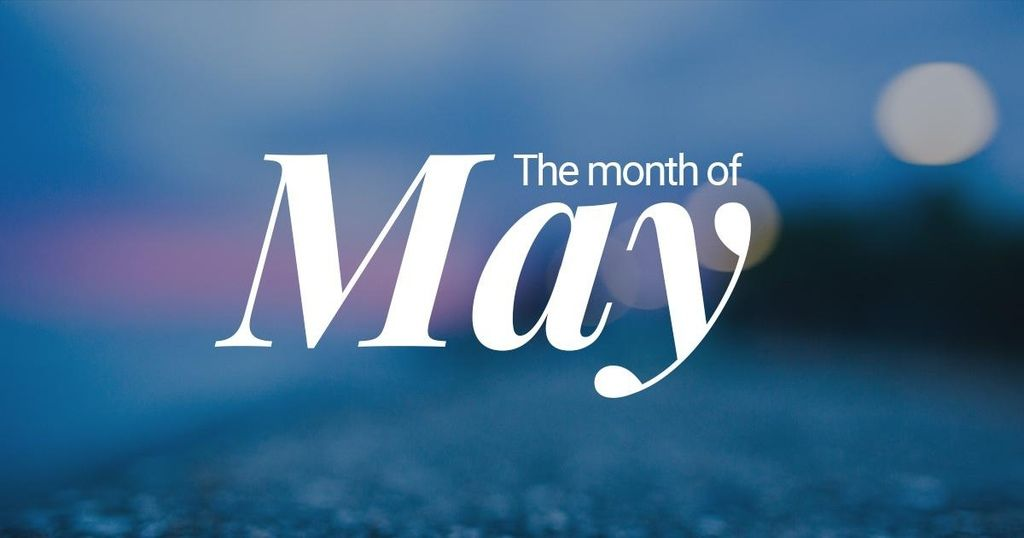 the-month-may