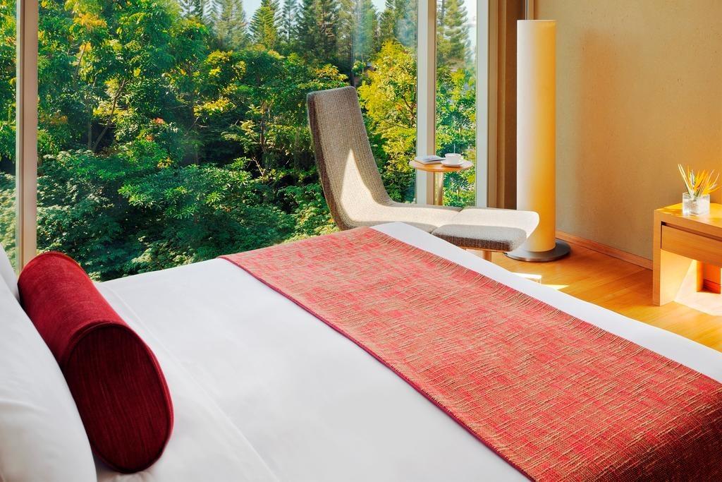 Hotel Le Méridien Singapore room