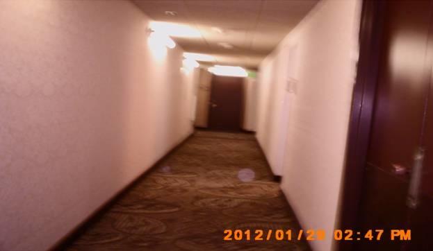 Hotel Retlaw ghost ball