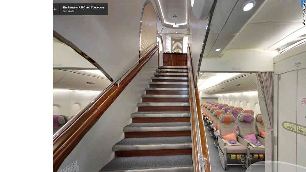 A380 inside g