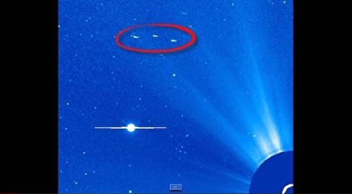 soho sun ufo