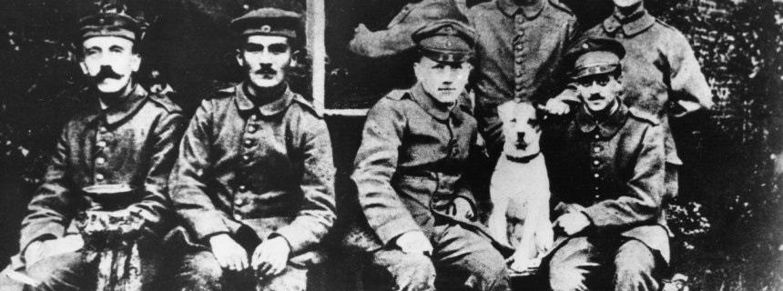 Adolf Hitler-WWI