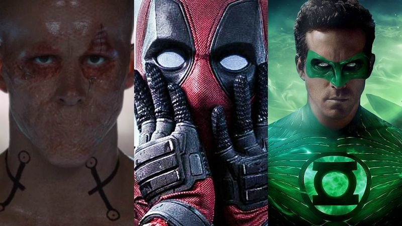 deadpool2 Green Lantern