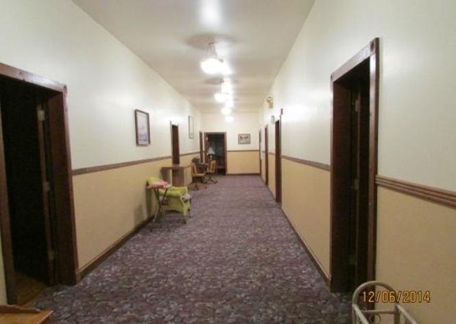 karsten-hotel Third floor hallway