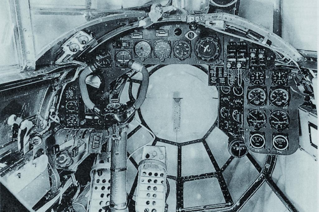 Dornier Do 17 Cockpit