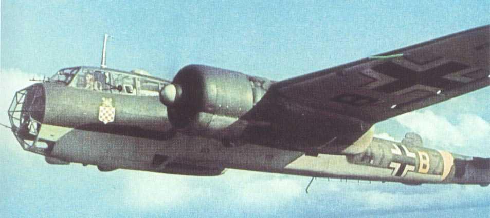 Dornier Do 17 c