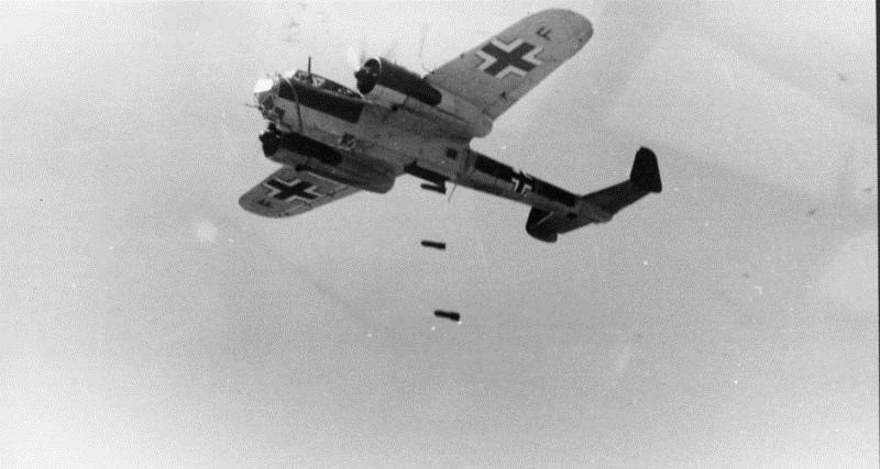 Skinningrove 1942