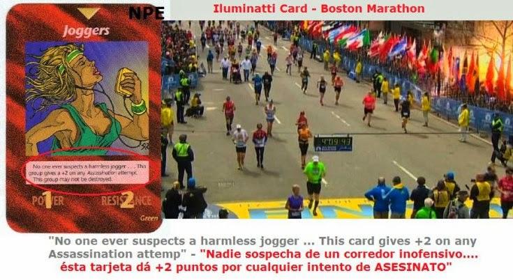 光明卡與波士頓爆炸案