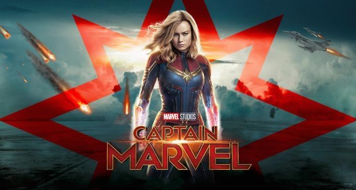 Captain-Marvel poster