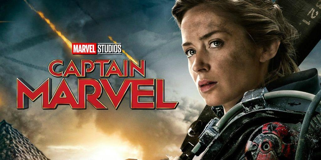 Captain-Marvel Emily-Blunt