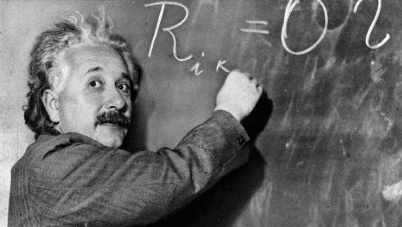 Albert Einstein-General Relativity2