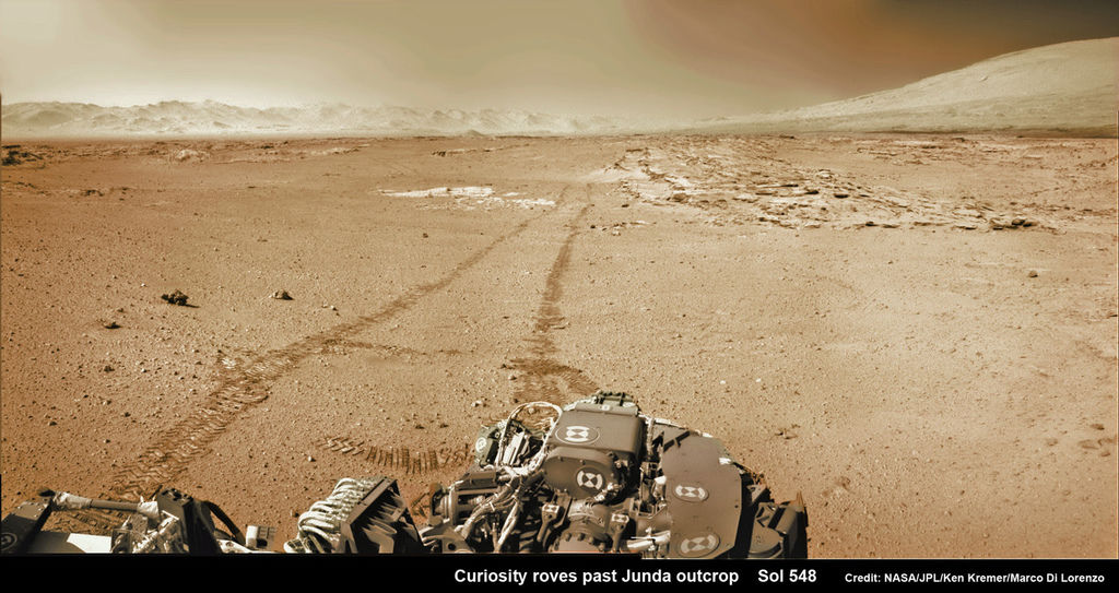 Curiosity-Sol-1