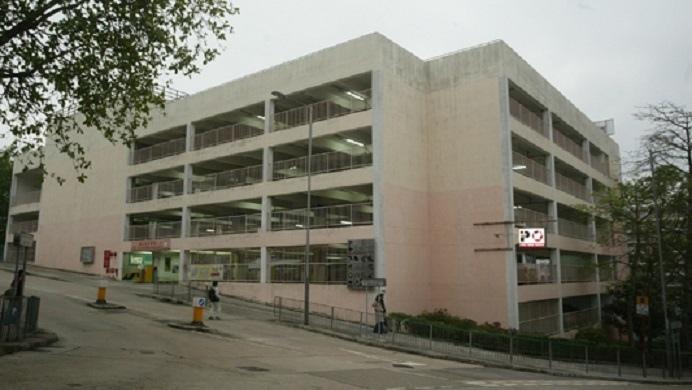 8南山邨停車場