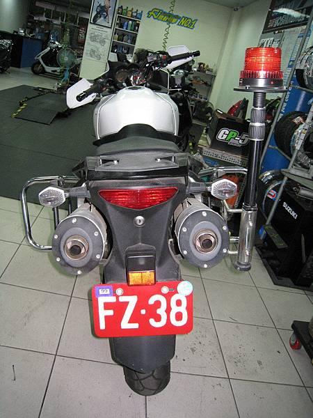 苗栗警察用車 003