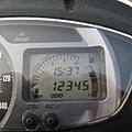 091205  GSR 12345km