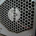 後方排熱風扇倒沒多少灰塵?