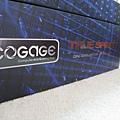 COGAGE,念起來真饒舌,利民的附牌
