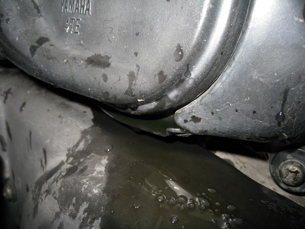 現場14-空濾漏油