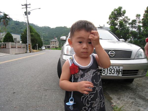 現場04-可愛的底迪~XD