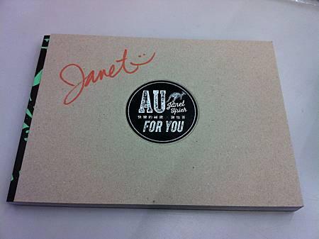 Janet簽名