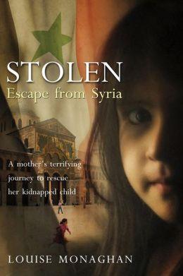 失竊:逃離敘利亞原文書封
