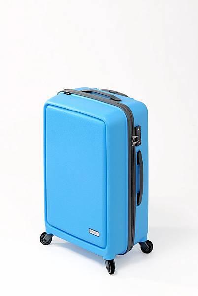 20吋天空藍行李箱