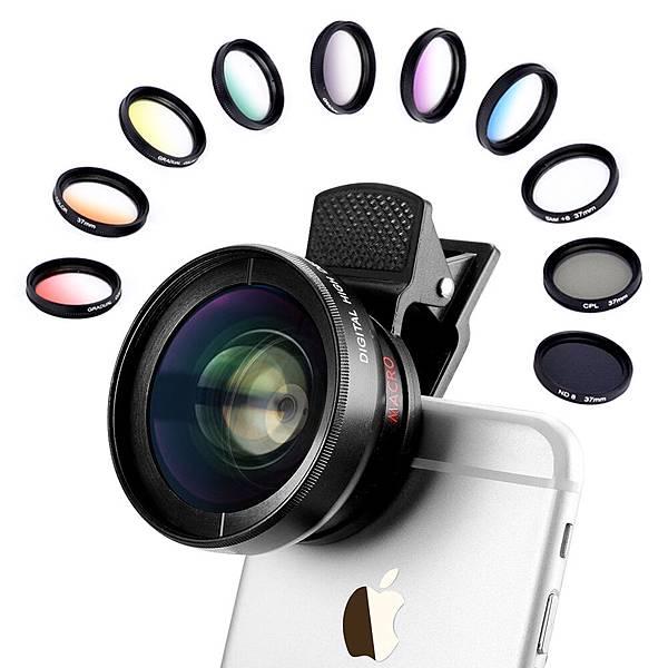 Bomgogo 霸氣十二合一專業級手機大鏡頭組.jpg